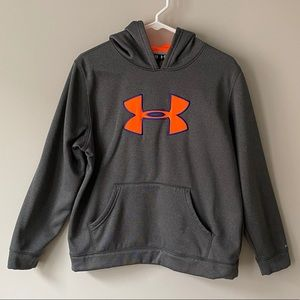 Under Armour Youth XL Hooded Sweatshirt